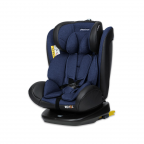 Silla de auto REVOL FIX azul CASUALPLAY